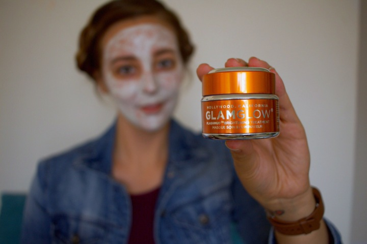 Mask Mondays – GlamGlow Brightening Mask