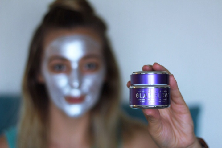 Mask Mondays – Glamglow Gravitymud