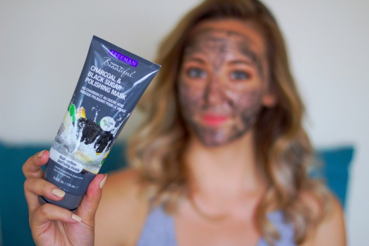 Mask Monday – Freeman Charcoal & Black Sugar Polishing Mask